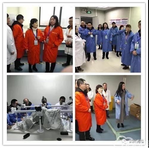 成都市病理质量控制中心顺利完成 2019年第一轮病理质量督查工作