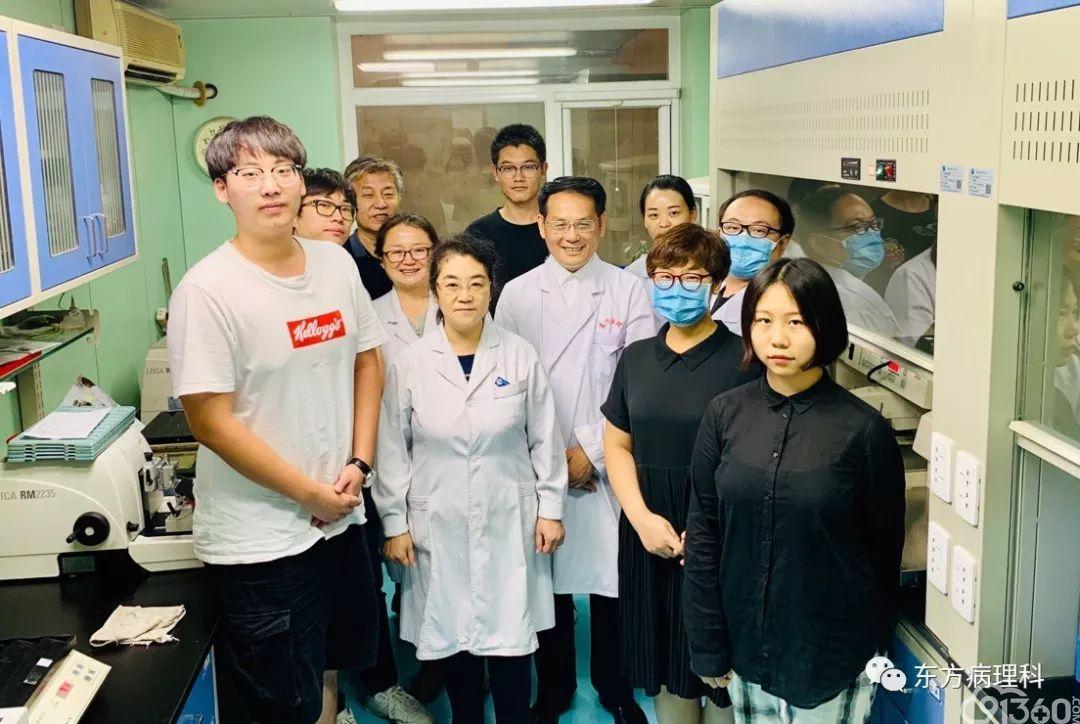 良好的开端:东方医院病理科开展技术人员上岗规范化培训