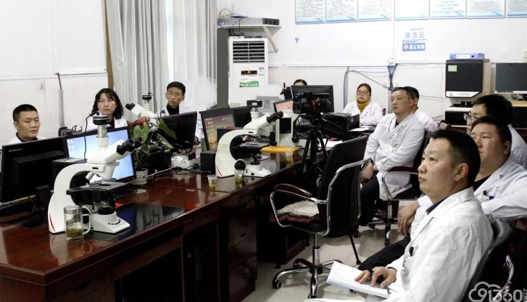 德江县人民医院病理科精准诊断